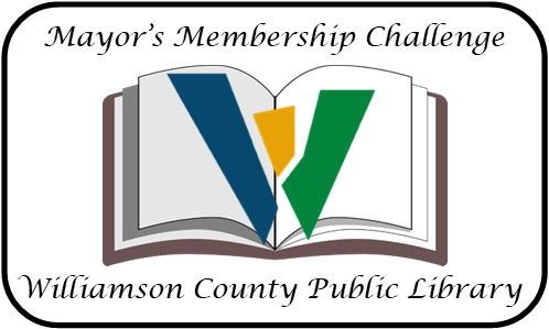 mayor&#39s membership challenge logo Williamson County Public Library