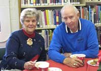 Friends of the Bethesda Library Russell and Joyce