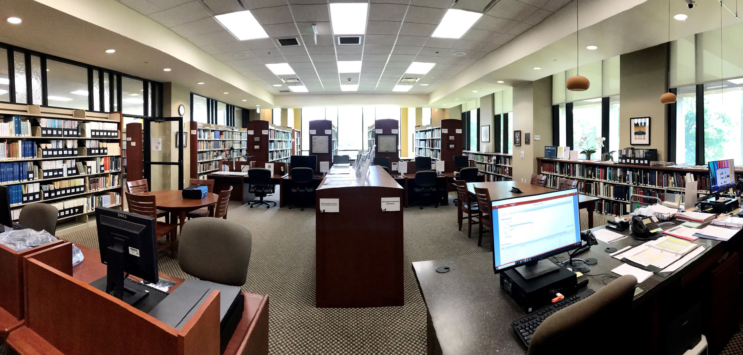 Special Collections Room